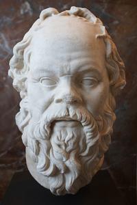 Socrate (Le Louvre)
